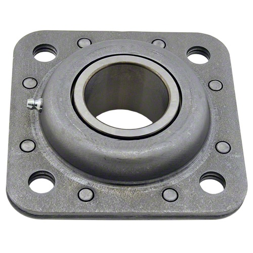 3 4 Square Bore Bearings : Flanged disc bearing st a